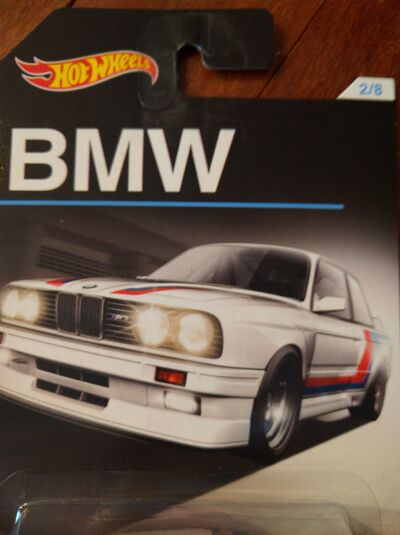 BMW Series Card