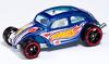 Custom volkswagen beetle 2012 blue