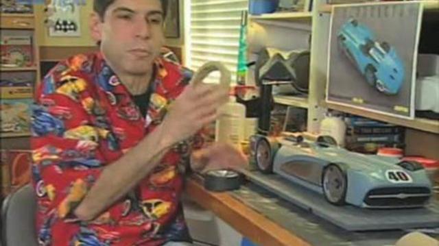 Hot Wheels Chevroletor is born, explains Amaury Diaz