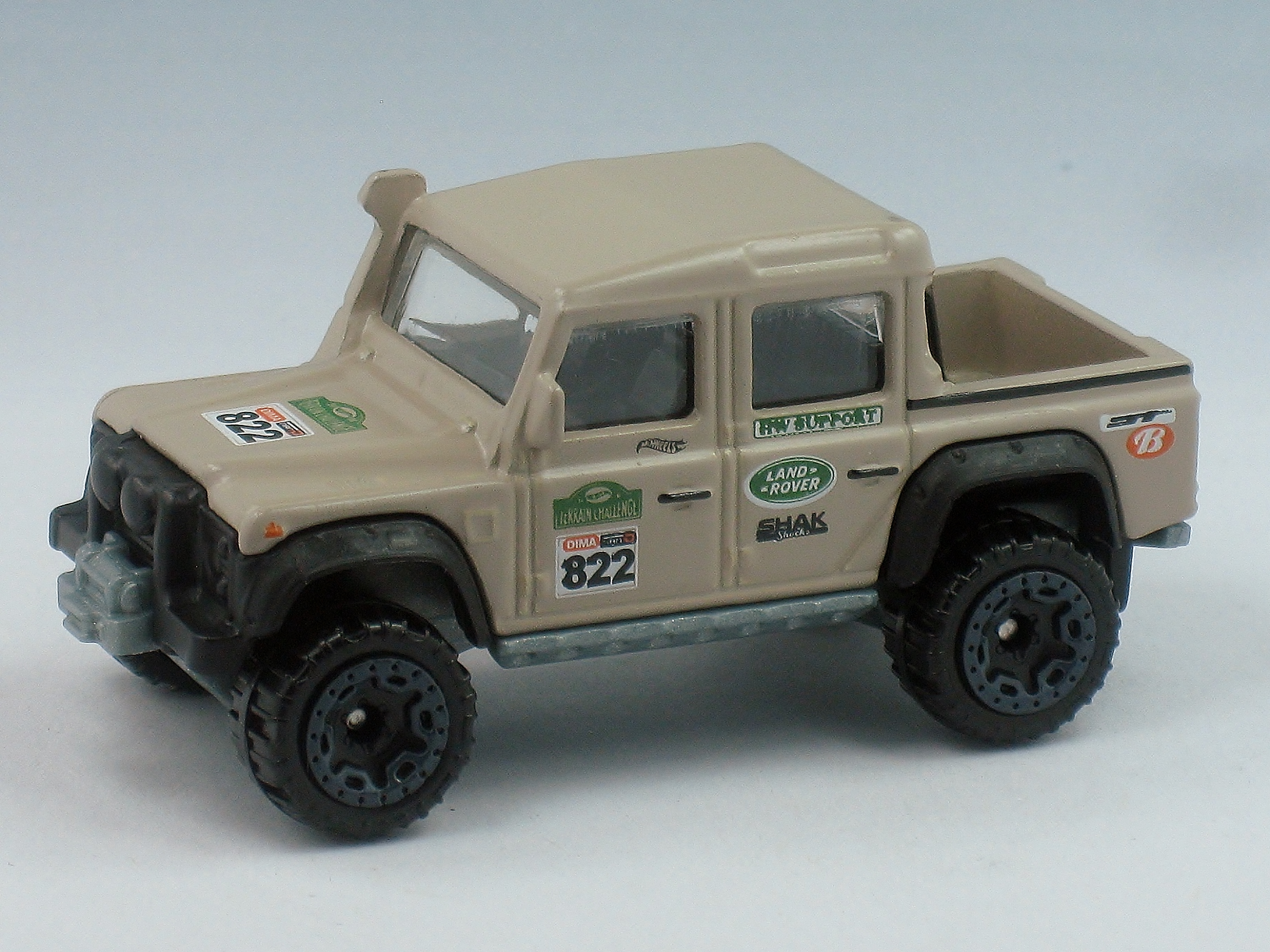 '15 Land Rover Defender Double Cab | Hot Wheels Wiki ...