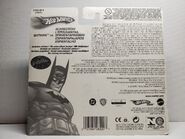 Batman VS Scarecrow Entertainment Pack 2005 Cardback