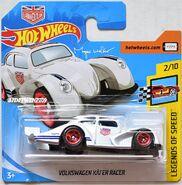 Volkswagen Käfer Racer - FJY06 Card