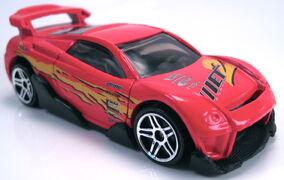 MS-T Suzuka red second version