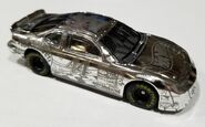 Nascar Hot Wheel 44 chrome