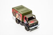 Pop Culture Street Fighter Mercedes Benz Unimog (2)