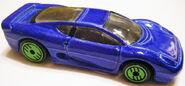 XJ220 - 93 Rev Blue