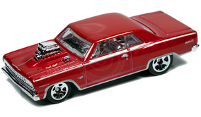 64 chevy chevelle ss 2012 red