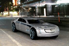 Cadillac V-16 Concept - 0086ef