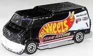 Custom Van Blk