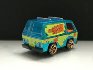 2019 Hot Wheels Mystery Machine id rear
