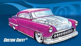 Custom Chevy LW