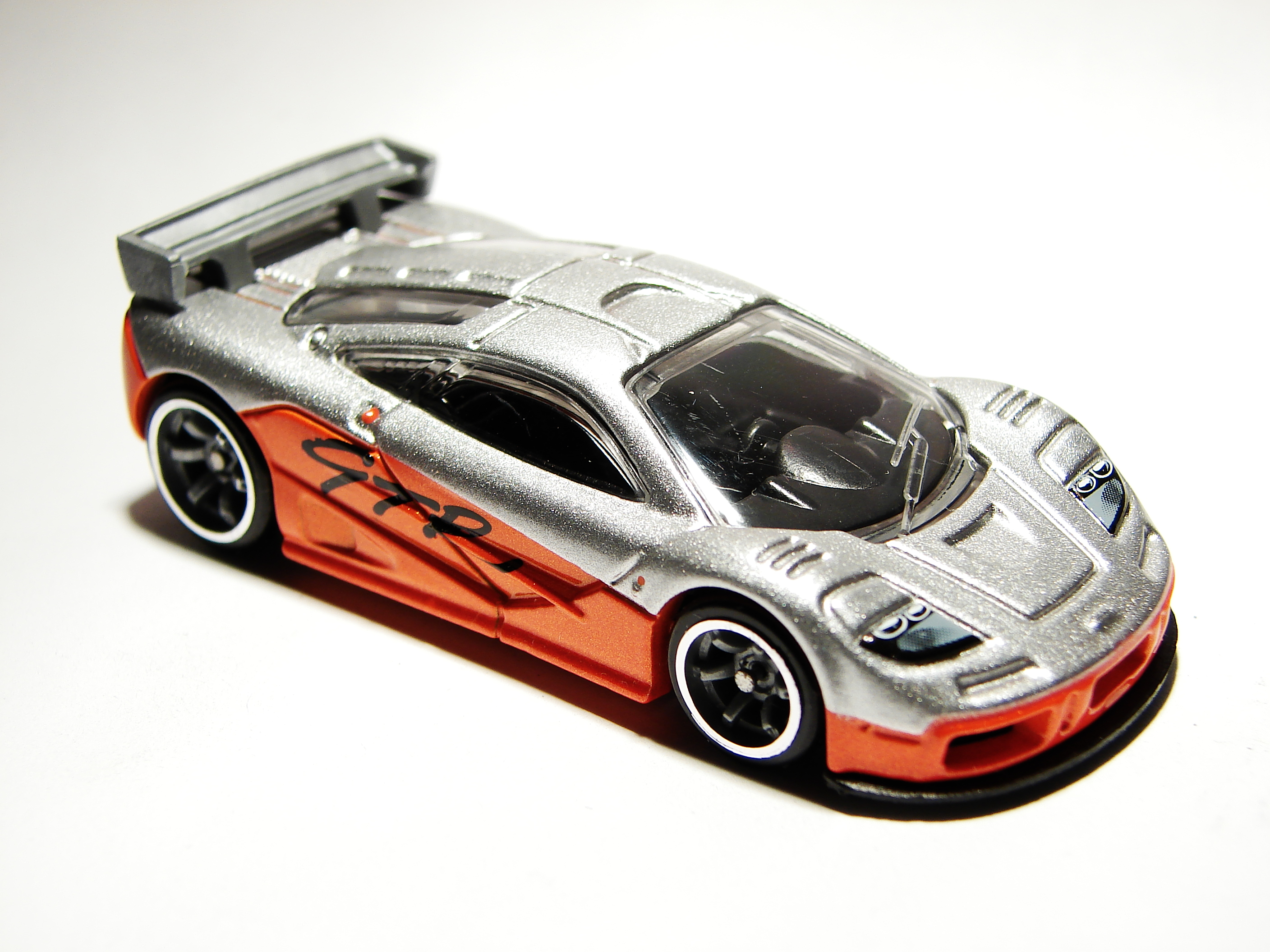 McLaren F1 GTR Hot Wheels Wiki