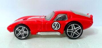 Shelby Cobra Daytona - New Models 6 - 07 - 2