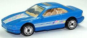BMW 850 BluUH
