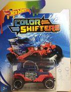 Baja Bone Shaker. Color Shifters 2020
