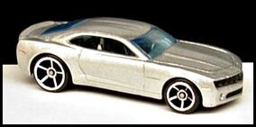 Hot wheels chevy camaro concept