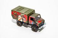 Pop Culture Street Fighter Mercedes Benz Unimog (3)