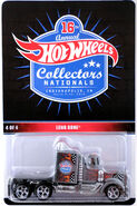 2016 - 16th Hot Wheels Annual Collectors Nationals Long Gone carded