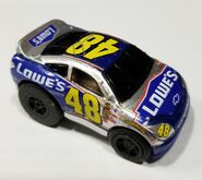 Nascar Lowe's 48 Pull and Go battery promo?