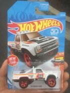 '87 Dodge D100 US Card