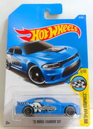 15 Dodge Charger SRT, Mopar (Blu) Speed G 6 - 17 Cx