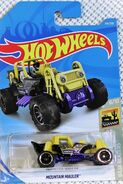 2019 Hot Wheels Mountain Mauler