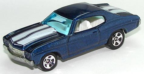 HOT WHEELS 2004/' 70 Chevelle SS da 5 Pack smashville b3613