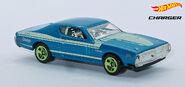 71' Dodge Charger (985) Hotwheels L1230688