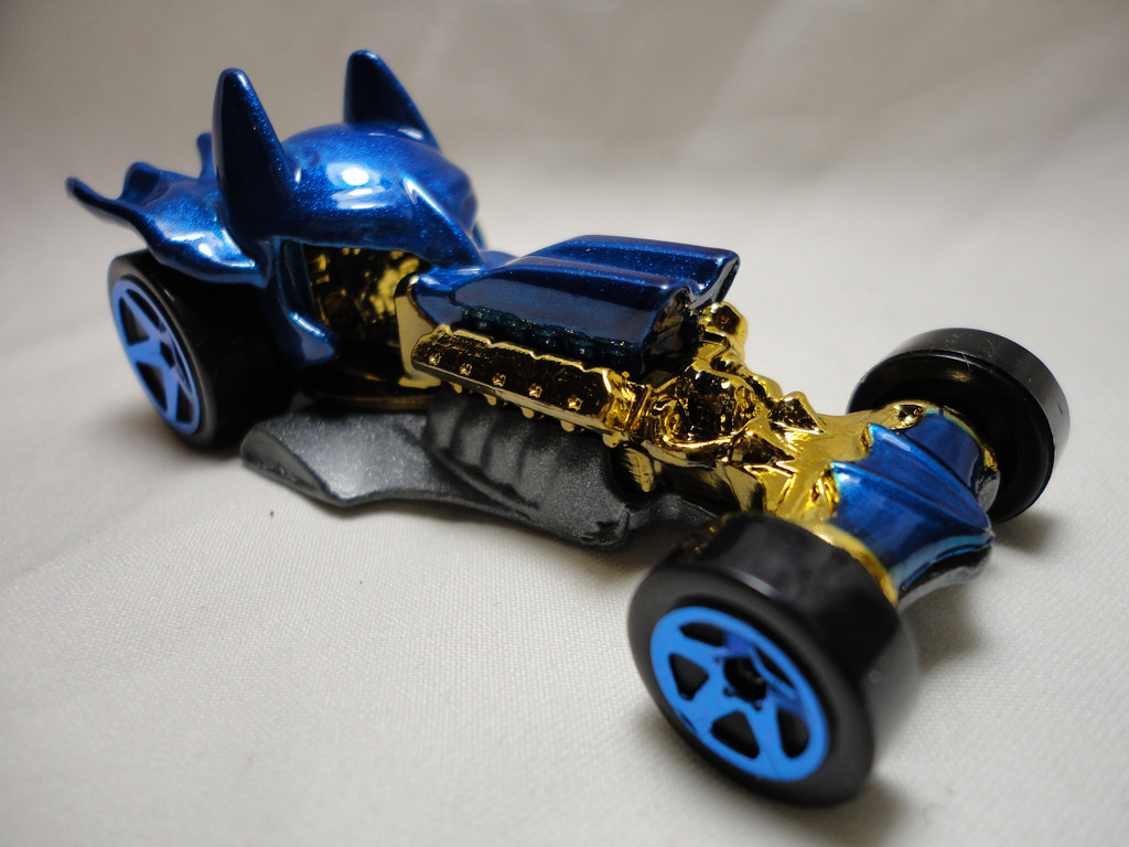 This is a picture of Dramatic Pics of Hot Wheels