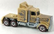 Hot-wheels-long-gone-truck-big-rig-gold-redline-series