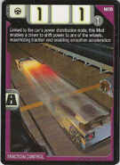 Traction Control Gaming Cards