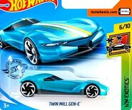 2019 Hot Wheels Twin Mill Gen-E