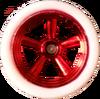 Chrome Red & White RR5SP