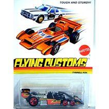 Hot Wheels Customs Tyrrell P34