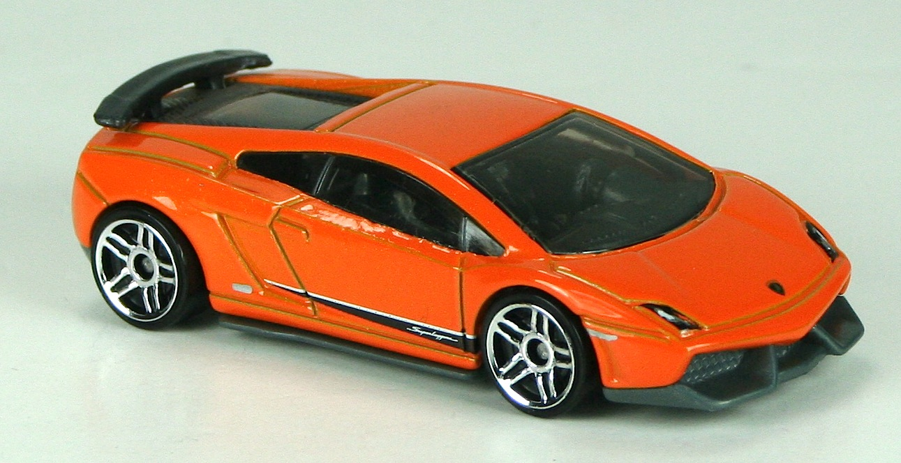 lamborghini gallardo lp 570-4 superleggera | hot wheels wiki