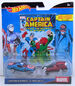 Marvel Captain America vs Red Skull (DJC98)