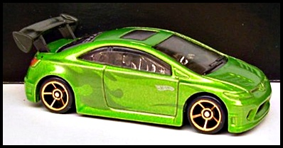 HOT WHEELS 2006 HONDA CIVIC SI FIRST EDITIONS 28//38 J3269