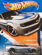 2010 101 HW Performance 03-10 Camaro Convertible Concept 'Hotchkis' Silver