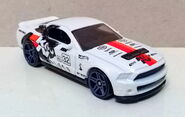 10 Ford Shelby GT500 (KN) City 11 - 15 - 1