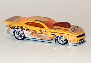 Customized C3500 Speedy Gonzales Looney Tunes 1:64 Hot Wheels BDT06 X8308