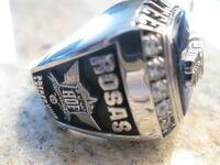 2010 Die Cast hall of Fame ring