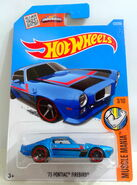 73 Pontiac Firebird - Muscle M 3 - 16 Cx