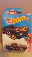 Black W/Flames 70 Camaro