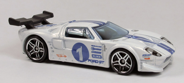 Versions The Ford Gt Lm