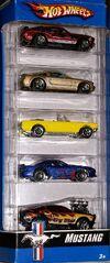 Mustang 5-Pack - 6666cf