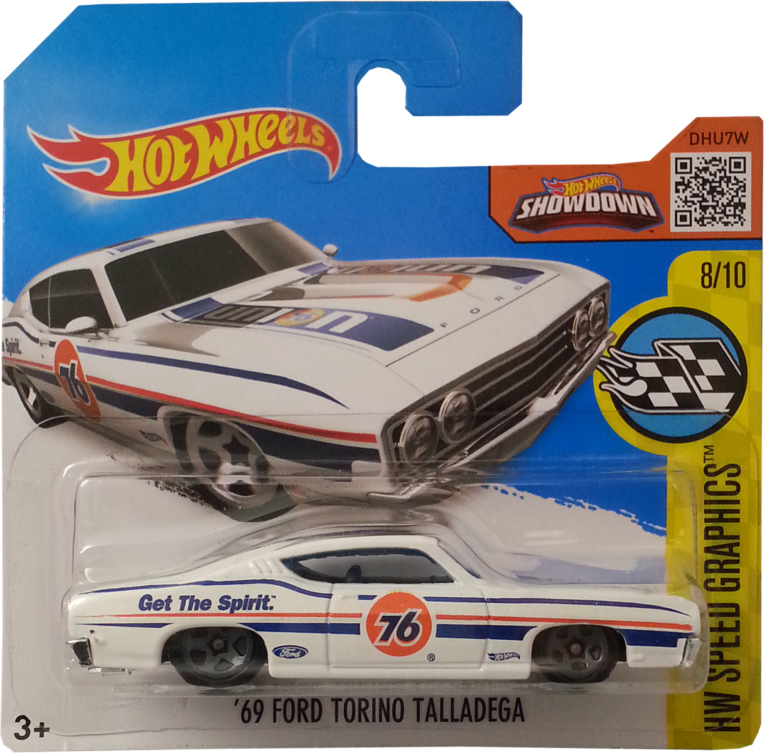 Ford Torino Talladega Package Front Png