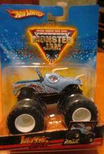 161412642 jurassic-attack-rare-2009-hot-wheels-monster-jam-47-75-