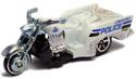 Boss hoss motorcycle 2011 white