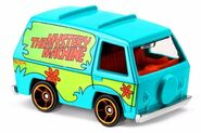 The Mystery Machine - DTX34 - Loose