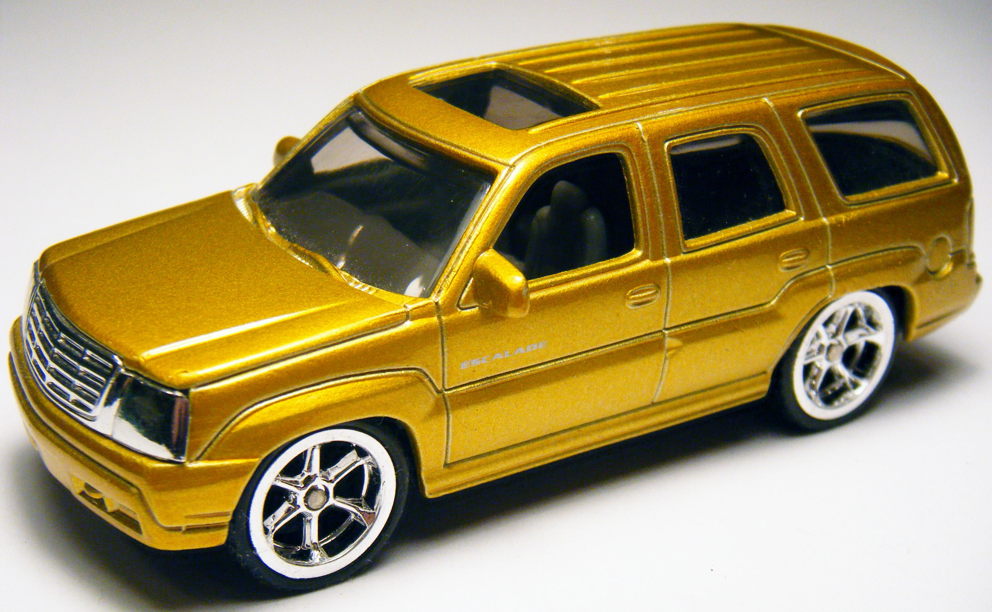 Image Cadillac Escalade Gold Jpg Hot Wheels Wiki Fandom